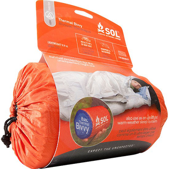 Adventure Medical Kits SOL Thermal Bivvy Bag -  4140-1223-1