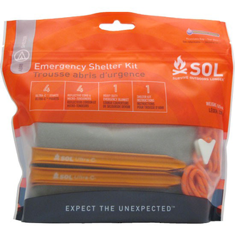 Adventure Medical Kits SOL Emergency Shelter Kit - 4140-1757