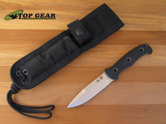 Al Mar Mini S.E.R.E. Operator Fixed Blade Tactical Knife - MSRO-V