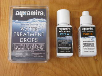 Aquamira Water Treatment Drops - 67202