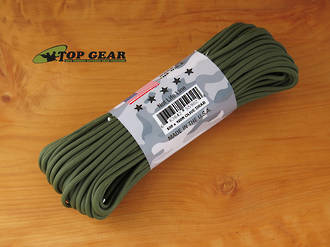 Atwood Rope Manufacturing 550 Paracord Rope, Olive Drab - 55902