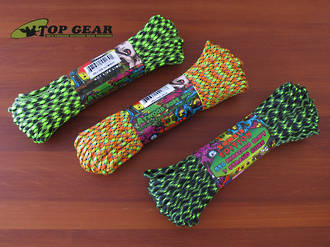 Paracord Genuine 550 Rope Zombie, 30 m Pack - Outbreak, Virus or Decay