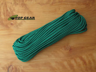 Atwood Rope Manufacturing 550 Paracord Rope, Green RG016H