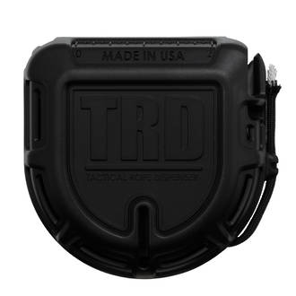Atwood Rope Manufacturing TRD Tactical Rope Dispenser - Black