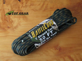 Atwood Rope Manufacturing War Ready Arm Battle Cord - Woodland Camo