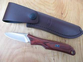 Buck Ergohunter Small Game Avid Knife - 491RWS-B