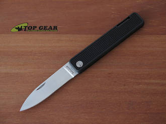 Baladeo Papagayo Pocket Knife, Black Handle - ECO331