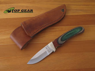 Bear & Son Wood Pro Drop-Point Skinner - 248CW
