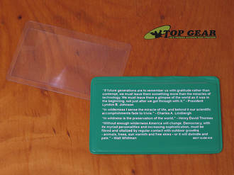 Best Glide Fresnel Firestarter Lens - WS1196
