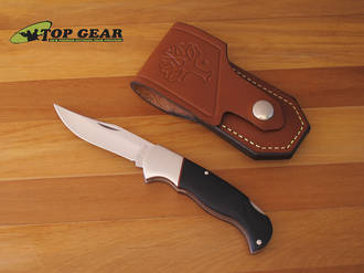 Boker Classic Lockback Knife with Micarta Handle 112001