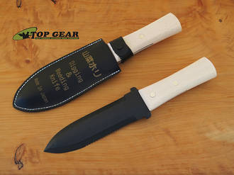 Bonsai Hori Hori Japanese Digging and Weeding Garden Knife, Carbon Steel - H30