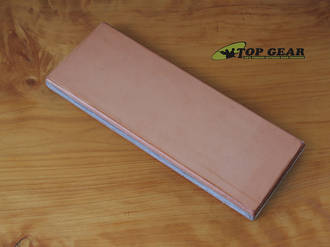 "Brommeland Gunleather 8"" Double-Sided Leather Strop - BROM8BKS"