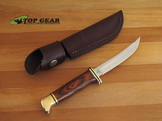 Buck 118 Personal Hunting Knife - Cocobola Handle 118BRS-B