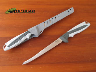 "Buck Clearwater 6"" Pro Fish Filleting Knife - 0024BLS1-B"