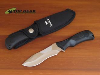 Buck Ergo CS Avid Drop-Point Knife - 487BKS-B