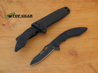 Buck Maverick Tactical Fixed Blade Knife - 0877BKS-B