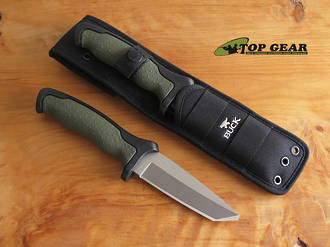 Buck Nighthawk Bravo Besh Wedge Tactical Rescue Knife - 06520DS-B