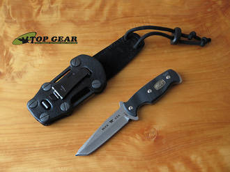 Buck Ops Tanto Boot Knife - 60616BKS-B