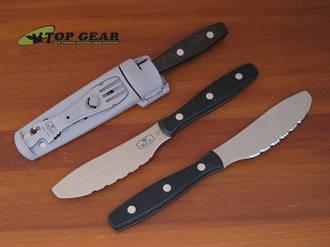 Buck Travelmate Utensil Kit - 0941BRS1VP-B