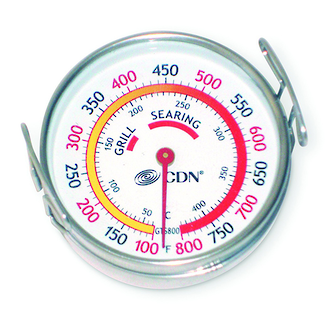 CDN Pro Accurate Grill Surface Thermometer - GTS800X