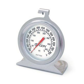 CDN Pro Accurate High Heat Oven Thermometer - POT750X