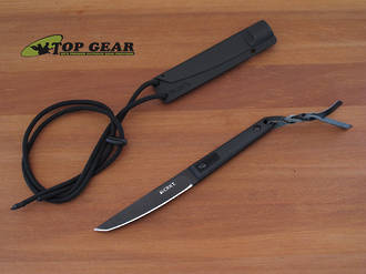 CRKT Sweet K.I.S.S. Tanto Neck Knife - 2356