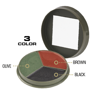 Camcon Camouflage Cream Compact - 3 Colours 61330