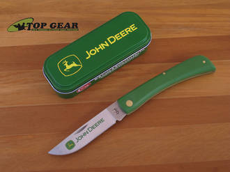 W.R. Case John Deere SOD Buster Pocket Knife - 15738