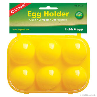 Coghlan's 6 - Egg Holder, holds 6 Eggs - 812A