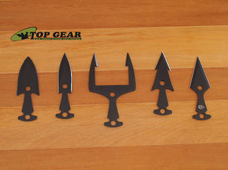 Colt S.P.E.A.R. Tactical Arrowheads 5-Piece Set - CT3046