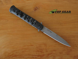 "Cold Steel 4"" Ti-Lite Folding Knife with Aluminium Handle, CPM-S35VN - 26B4"