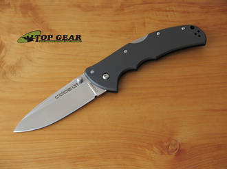Cold Steel Code 4 Folding Spear Point Knife - 58TPCS