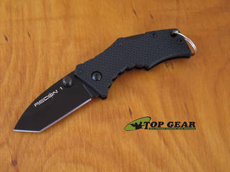 Cold Steel Micro Recon I Tanto Point Knife - 27TDT