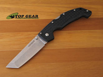 Cold Steel Large Voyager Tanto Point Folding Knife - 29TLT