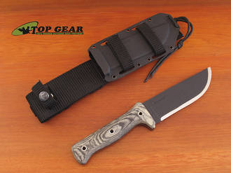 Condor Crotalus Bushcraft Knife - High Carbon Steel CTK257-5.5HC