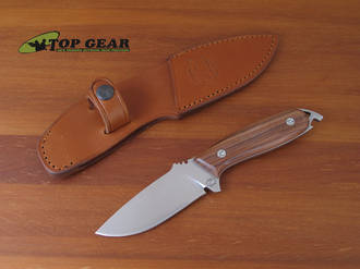 DPx Heft 4 Woodsman Fixed Blade Knife - HEFT4ST