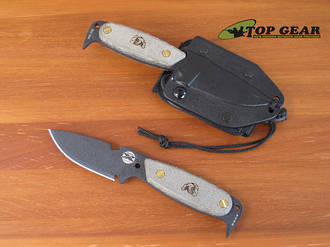 DPx HEST Original Fixed Blade Knife with Tactical Sheath - DPHSXI0I