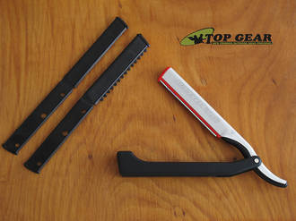 Dovo Shavette Replaceable Straight Razor - 201081