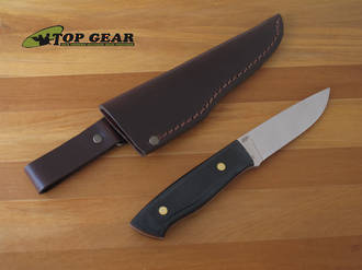 Enzo Trapper 95 Hunting Knife - D2 Tool Steel PK95