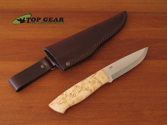 Enzo Trapper 95 Hunting Knife O1 Carbon Steel - PH95-O1