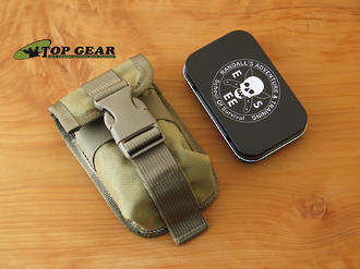 Esee Accessory Pouch for Esee 5 / Esee 6 Knife - ESEE-5-2POUCH-K