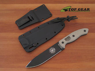 Esee CM6 Fixed Blade Combat Knife - ESEE-CM-6