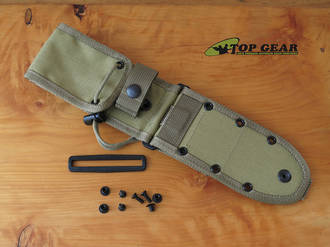 Esee Molle Back for Esee 5 and 6 - ESEE-52MB-K