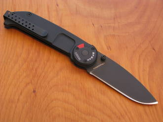 Extrema Ratio BF2CD Drop-Point Folder - Black
