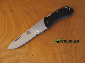 Fallkniven Black Hawk Lockback Pocket Knife - FH9