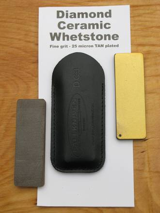 Fallkniven Diamond Ceramic Whetstone - DC3