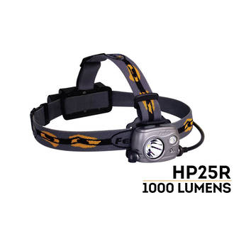 Fenix HP25R Rechargeable LED Headlamp - 1000 Lumens