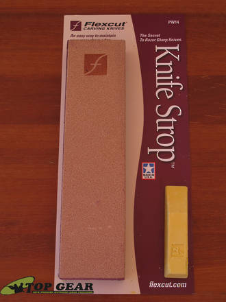 Flexcut Leather Sharpening Strop - PW14