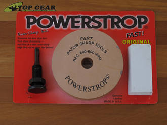 Flexcut Leather Powerstrop Sharpening Tool - PWS10