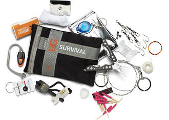Gerber Bear Grylls Ultimate Survival Kit - 31-000701